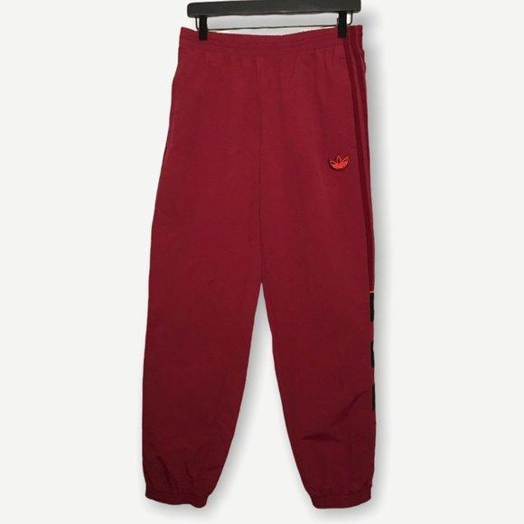 ADIDAS Superstar Collegiate Cuffed Track Pants S